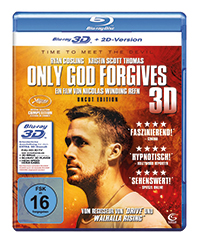 Only God Forgives (3D-Blu-ray)