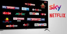 Pay-TV – Sky-Programmangebot