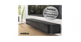 Revox S100 Audiobar Gutschein-Aktion