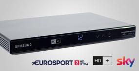 Samsung Media Box Twin HD+ (GX-SM660SM) im Test