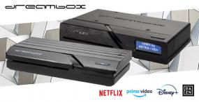 Set-Top-Box – Dreambox One und Two Ultra HD