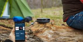 "Mobiles DAB+ Radio ""Pure StreamR Splash"" im Test"