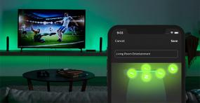 """Philips Hue Play HDMI Sync Box"" im Test"