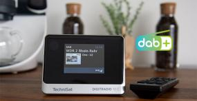 "DAB+/UKW-Adapter mit Bluetooth ""TechniSat Digitradio 10 C"" im Test"