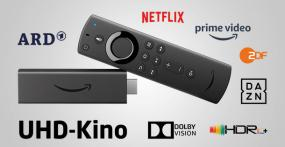 Amazon Fire TV Stick 4K (3. Generation) im Test
