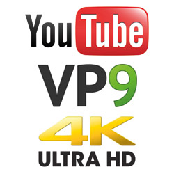 YouTube VP9